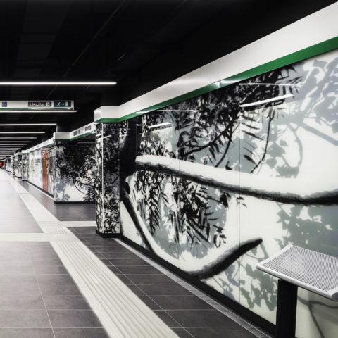 Stazione Metropolitana C – San Giovanni – Roma