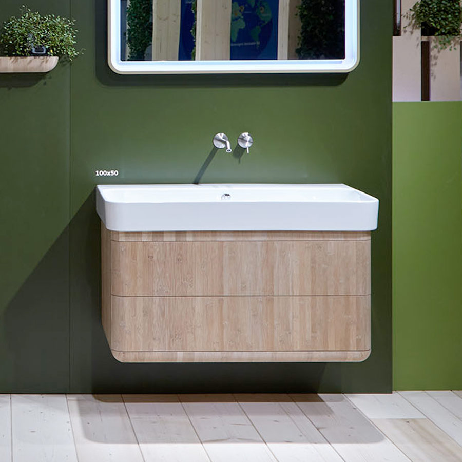 Inova Arredo Bagno.Collezione Mobili Green Per Inova Studiomartino5